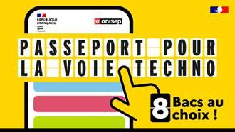TR: [ONISEP] Nouveau document «Passeport pour la voie techno»